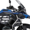 BSTI 3770 BMW R1200GS LC Adventure Racing Blue Side Tank Wrap with GS Lines Stickers Black 02