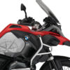 BKIT 3787 BMW R1200GS LC Adventure Racing Red Compass Grey Side Tank Stickers Kit 02