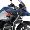 BKIT 3797 BMW R1200GS LC Adventure Racing Blue Spike V2 Red Black Stickers Kit 02