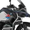 BKIT 3798 BMW R1200GS LC Adventure Ocean Blue Spike V2 Blue Red Stickers Kit 02