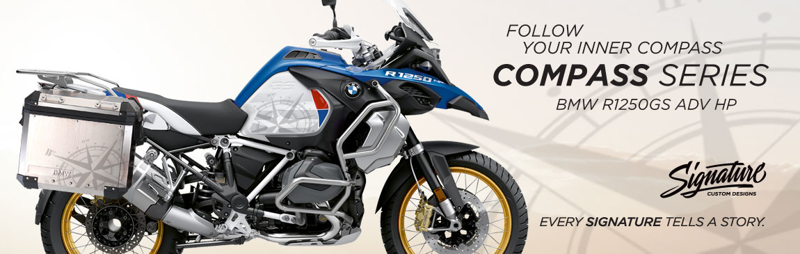 Signature Compass Series R1250GS ADV HP