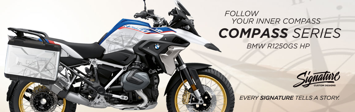Signature Compass Series R1250GS HP