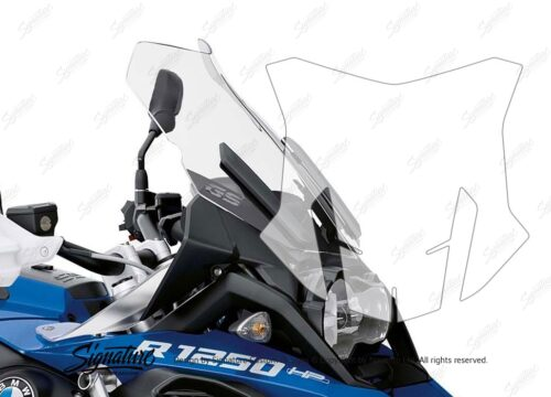 BPRF 1752 BMW GSA Windscreen Protective Film 1