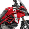 DKIT 3828 Ducati Multistrada 950S Red Wind Series Grey Variations Stickers Kit 02