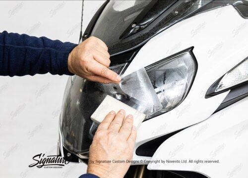 BMW R1250RT Headlight Protective Films 01