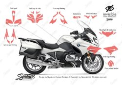 BPRF 3841 BMW R1250RT Advanced Package Protective Film 01