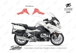 BPRF 3847 BMW R1250RT Windreflectors Protective Film 01