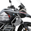 BKIT 3852 BMW R1250GS Ice Grey GS Lines Style HP Red Black 02