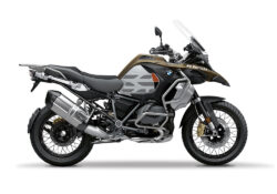 BKIT 3855 BMW R1250GS Exclusive GS Lines Style HP Orange Black 01