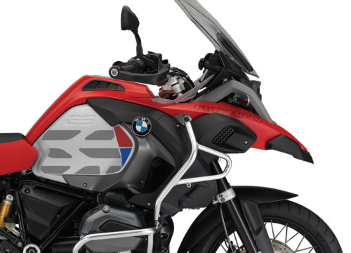 BKIT 3863 BMW R1200GS LC Racing Red GS Lines Style HP Red Blue 02