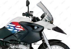 BKIT 3890 BMW R1200GS 2004 2007 Alpine White Style Anniversary LE M Sport 02