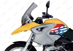 BKIT 3893 BMW R1200GS 2004 2007 Dessert Yellow Anniversary LE M Sport 2