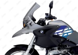 BKIT 3897 BMW R1200GS 2004 2007 Granite Grey Anniversary LE Blue 2