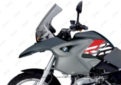 BKIT 3910 BMW R1200GS 2004 2007 Ocean Blue Anniversary LE Red 2