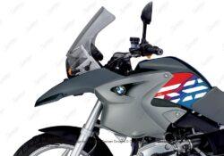 BKIT 3911 BMW R1200GS 2004 2007 Ocean Blue Style Anniversary LE M Sport 02