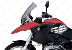BKIT 3912 BMW R1200GS 2004 2007 Rock Red Style Anniversary LE Black 02