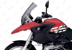 BKIT 3913 BMW R1200GS 2004 2007 Rock Red Style Anniversary LE Red 02