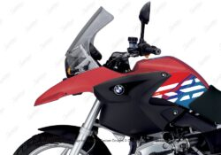 BKIT 3914 BMW R1200GS 2004 2007 Rock Red Style Anniversary LE M Sport 02