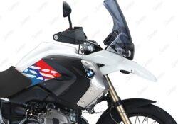 BKIT 3917 BMW R1200GS 2008 2012 Alpine White Style Anniversary LE M Sport Stickers 02