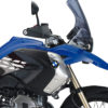 BKIT 3918 BMW R1200GS 2008 2012 Bright Blue Style Anniversary LE Black Stickers 02