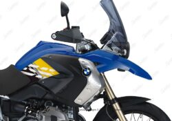 BKIT 3920 BMW R1200GS 2008 2012 Bright Blue Style Anniversary LE Yellow Stickers 02