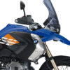 BKIT 3921 BMW R1200GS 2008 2012 Bright Blue Style Anniversary LE Orange Stickers 02
