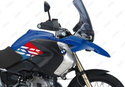BKIT 3923 BMW R1200GS 2008 2012 Bright Blue Style Anniversary LE M Sport Stickers 02