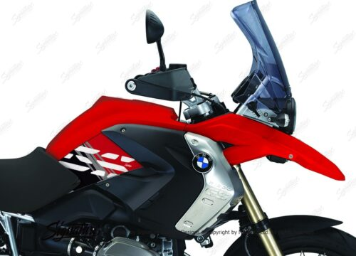 BKIT 3925 BMW R1200GS 2008 2012 Magna Red Style Anniversary LE Red Stickers 02