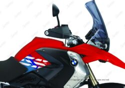 BKIT 3926 BMW R1200GS 2008 2012 Magna Red Style Anniversary LE M Sport Stickers 02