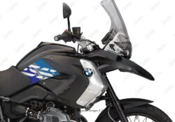 BKIT 3929 BMW R1200GS 2008 2012 Triple Black Style Anniversary LE Blue Stickers 02