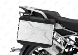 BSTI 3874 BMW Vario Side Panniers One Color Reflective Stripes 01