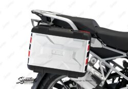BSTI 3880 BMW Vario Side Panniers Black Red Reflective Stripes 02
