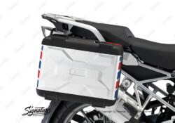 BSTI 3881 BMW Vario Side Panniers Blue Red Reflective Stripes 02