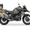 BSTI 3933 BMW R1250GS Adventure Top Box M90 Camo Military Full Wrap Stickers Kit 02