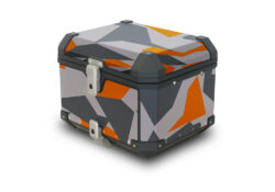 SMSTI 3993 SW Motech Trax TopBox Orange Camo 01