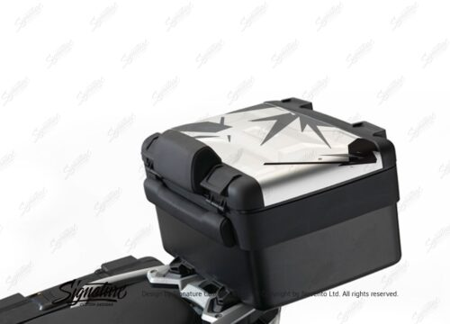 BKIT 4003 Vario Top Box Safari Spike Grey Variations Stickers Kit