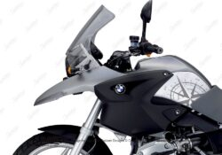 BSTI 3976 BMW R1200GS 2004 2007 Granite Grey Compass Series Stickers 02