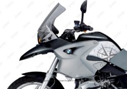 BSTI 3977 BMW R1200GS 2004 2007 Night Black Compass Series Stickers 02