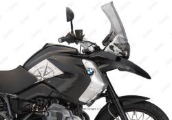 BSTI 3983 BMW R1200GS 2008 2012 Triple Black Compass Series Stickers 02