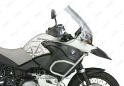 BSTI 3984 BMW R1200GS Adventure 2006 2007 Alpine White Compass Series Stickers 02