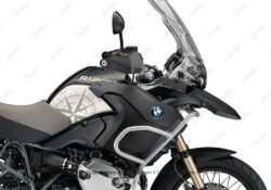 BSTI 3989 BMW R1200GS 2008 2013 Midnight Black Compass Series 02