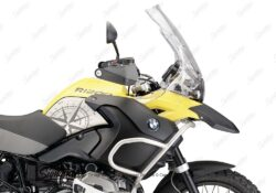 BSTI 3991 BMW R1200GS 2008 2013 Sunset Yellow Compass Series 02