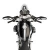 BKIT 4020 BMW R nineT Full Triple Stripes Stickers White 2