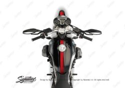BKIT 4021 BMW R nineT Full Double Stripes Stickers Red02