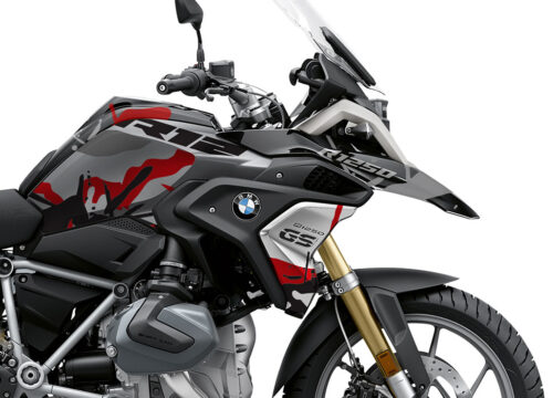 BKIT 4042 BMW R1250GS Black Storm Safari Red Stickers 02 1