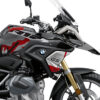 BKIT 4042 BMW R1250GS Black Storm Safari Red Stickers 02