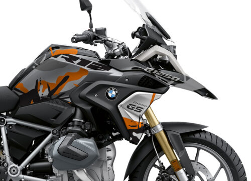 BKIT 4044 BMW R1250GS Black Storm Safari Orange Stickers 02 1