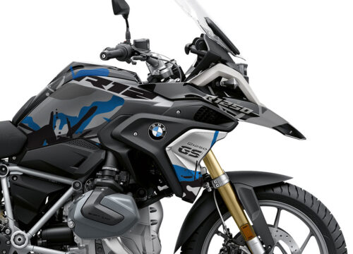 BKIT 4045 BMW R1250GS Black Storm Safari Blue Stickers 02 1