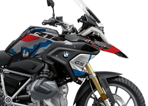 BKIT 4046 BMW R1250GS Black Storm Safari Red Blue Stickers 02 1