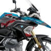 BKIT 4048 BMW R1250GS Cosmic Blue Safari Red Stickers 02